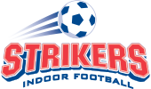 Strikers Indoor Football Logo